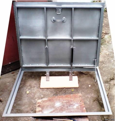 металлическая дверь на подвал цена