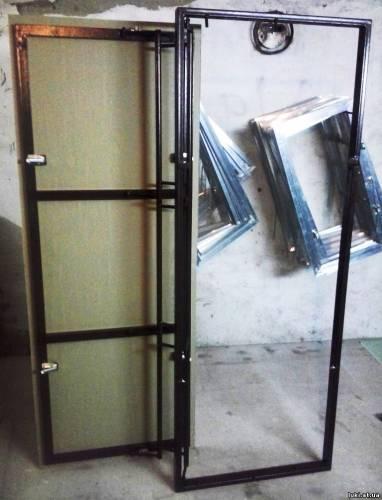 купить скрытый сантехнический люк под плитку размером 500х1400
